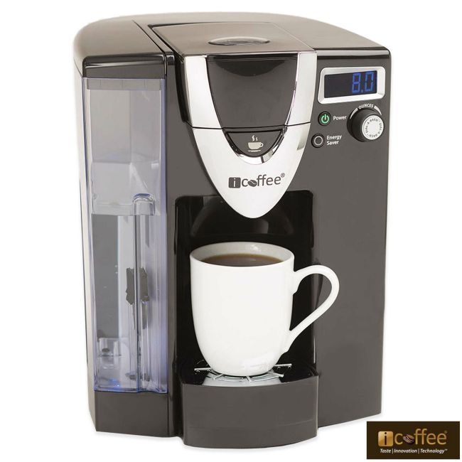 Remington I Coffee Maker Reviews : 5 Reasons to Try the iCoffee Opus Single Cup Brewer