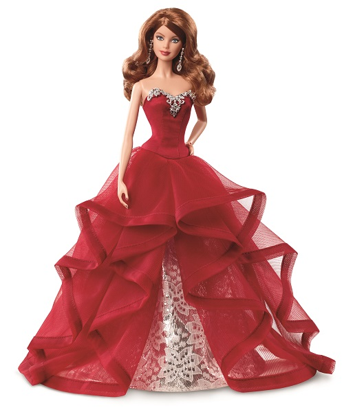 2015 holiday Barbie
