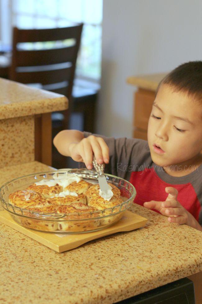 Breakfast ideas for families
