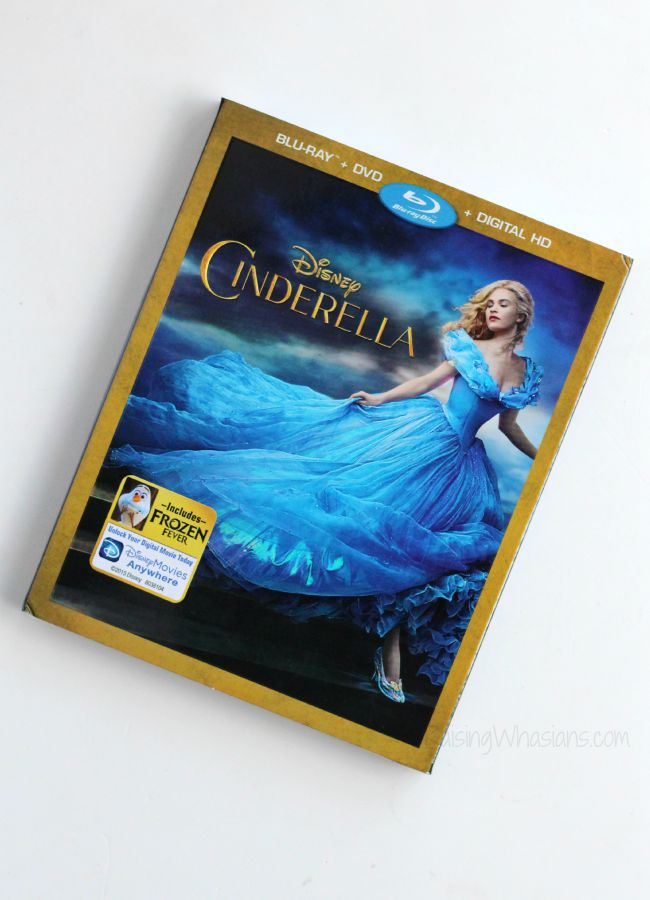 Reasons to Own Disney Cinderella Live Action on Blu-Ray