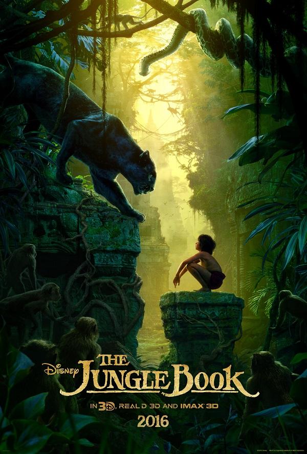 Disney the jungle book trailer images