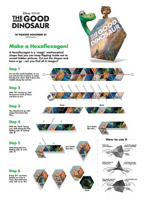The Good Dinosaur Free Printable Coloring Sheets