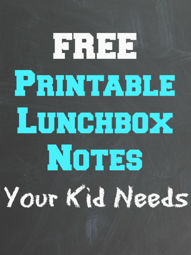 image relating to Printable Lunchbox Notes named No cost Printable Lunchbox Notes Your Little one Specifications