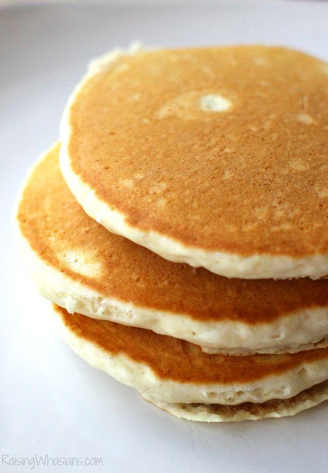 Krusteaz pancake mix review