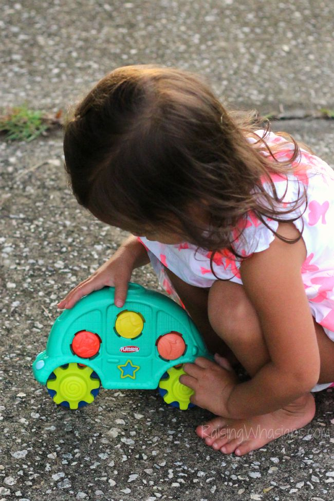 Playskool play stow go toys
