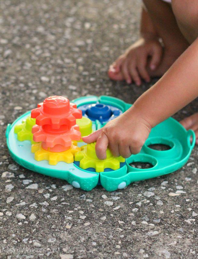 Playskool roll n gears car review