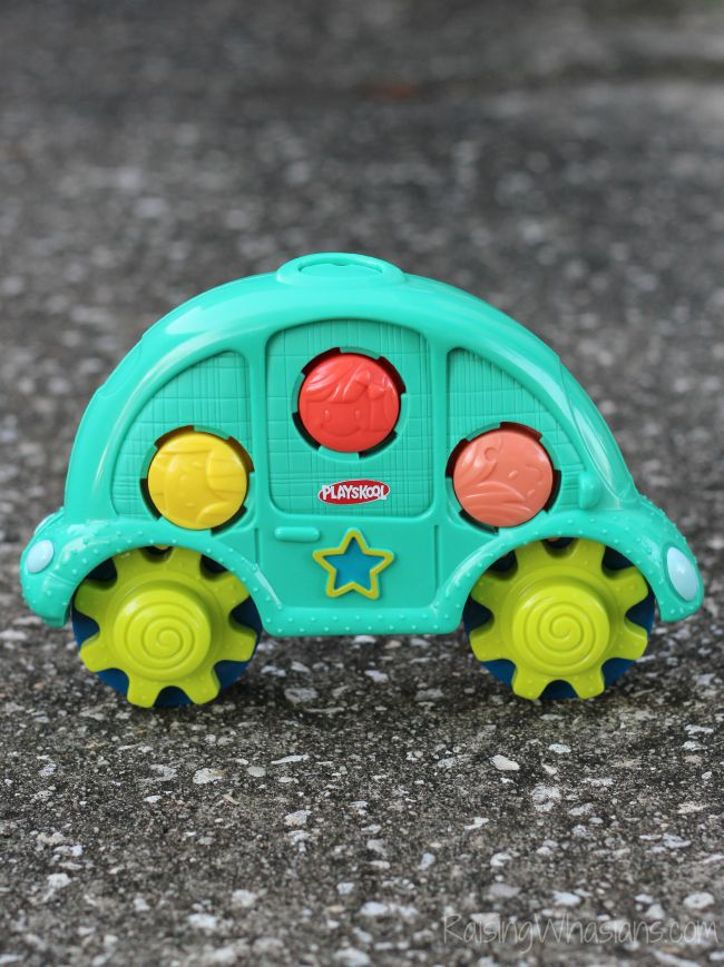 Playskool roll n gears car