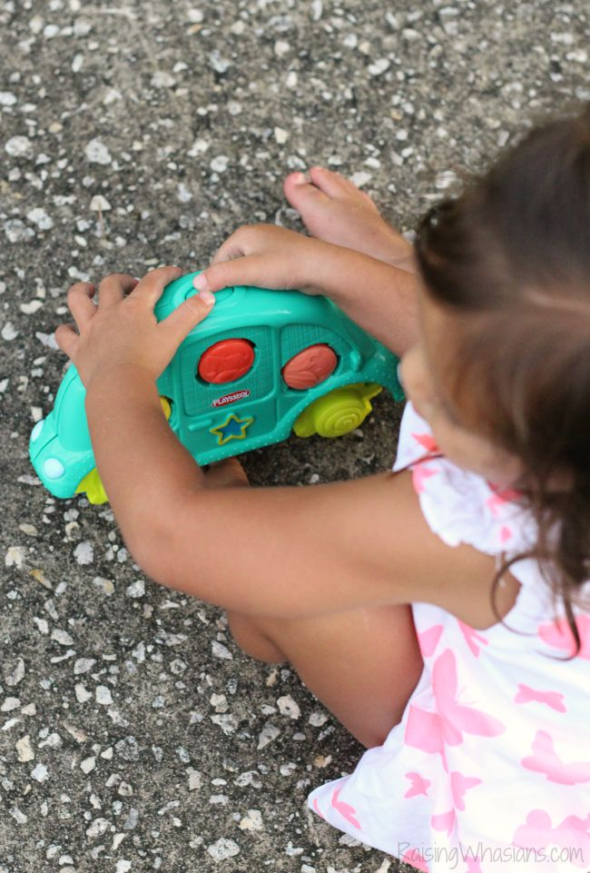 Portable toys for toddlers gears