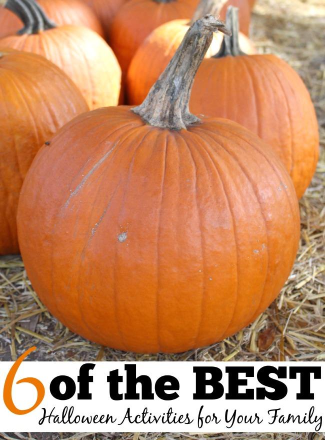 Best Halloween activities for family