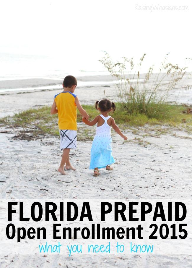 Florida prepaid open enrollment 2015
