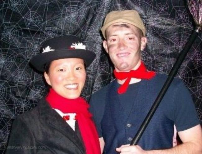 Halloween costume couple idea