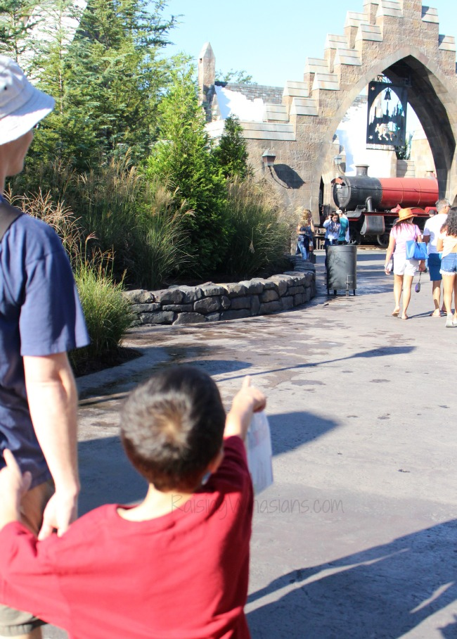 Harry potter world photo tour