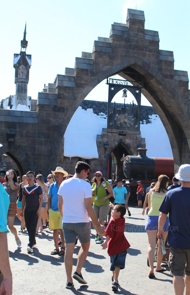 Hogsmeade for 7 year old