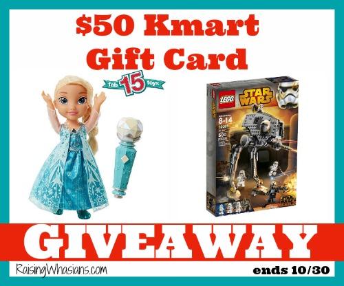 Kmart layaway giveaway