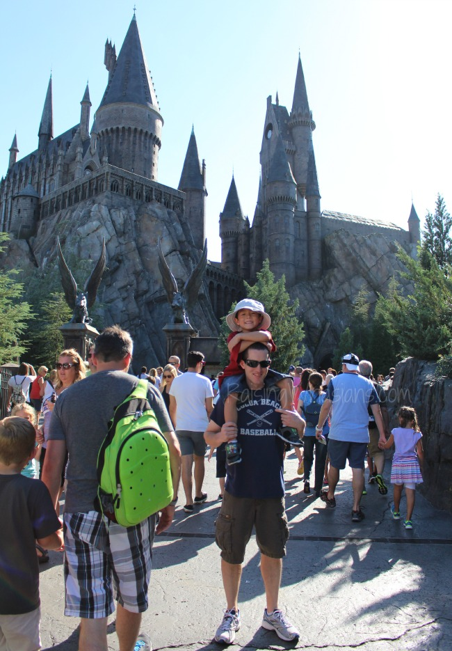 Universal Orlando for 7 year olds