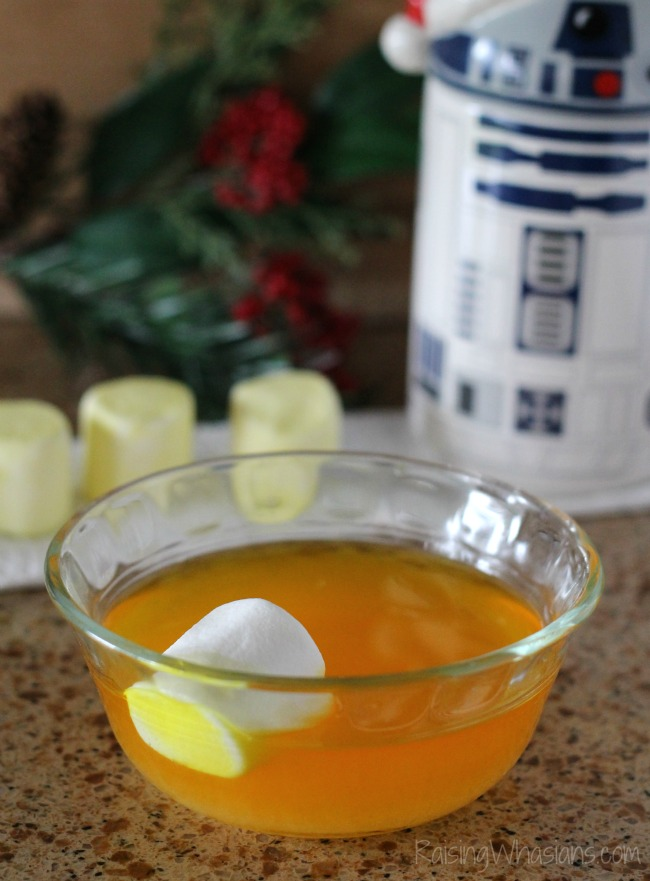 C-3PO marshmallows