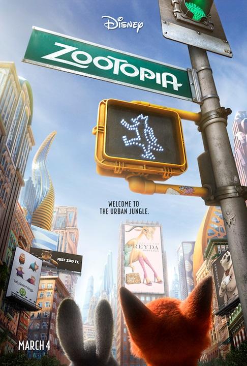 Disney Zootopia movie trailer fun facts