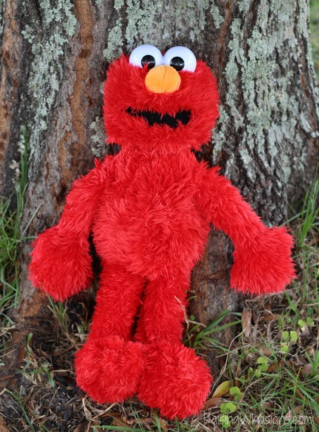 Play all day Elmo Christmas