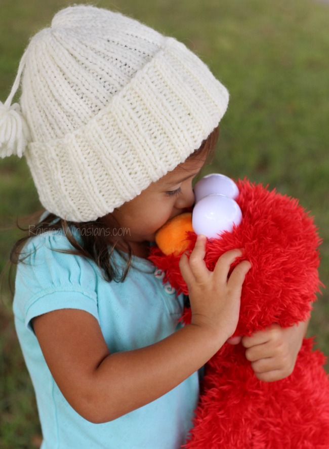 Play all day Elmo holidays