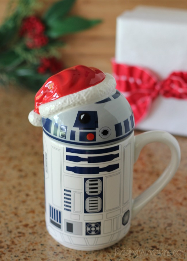 R2D2 mug Hallmark