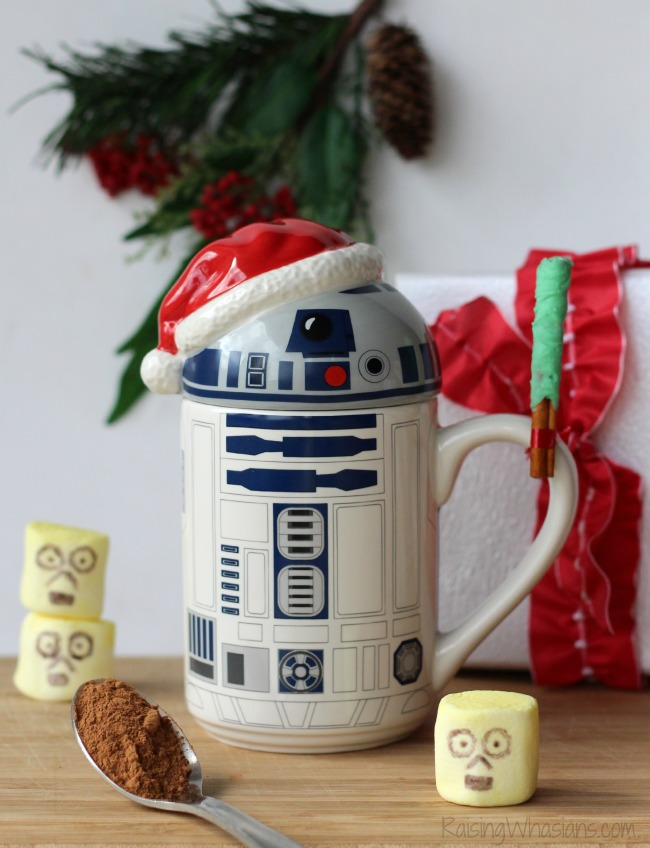 Star wars hot chocolate