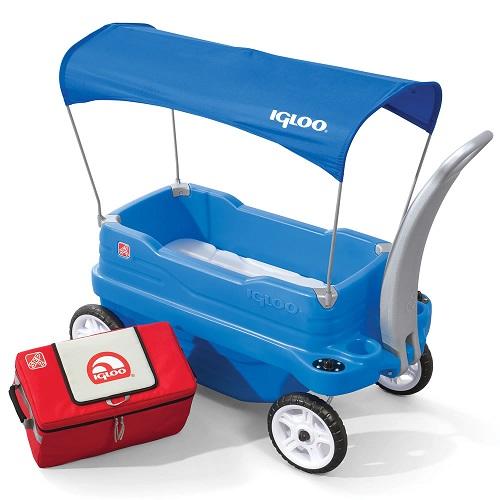 Step2 igloo cooler wagon