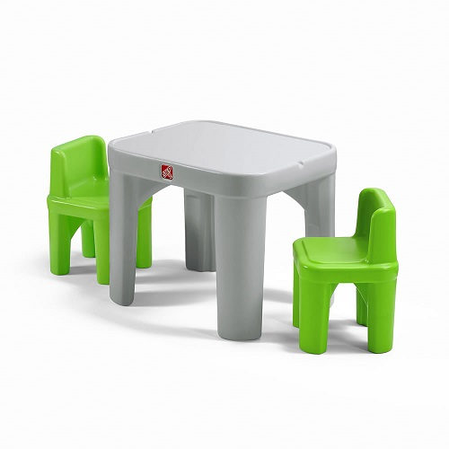 Step2 mighty my size table chairs