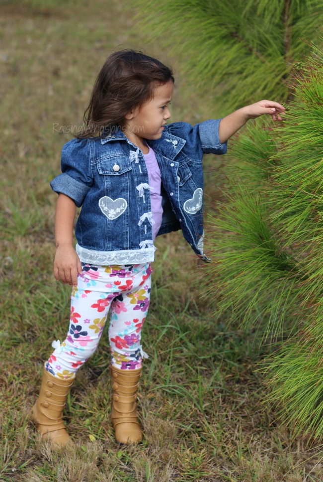 Stylish boots for toddlers