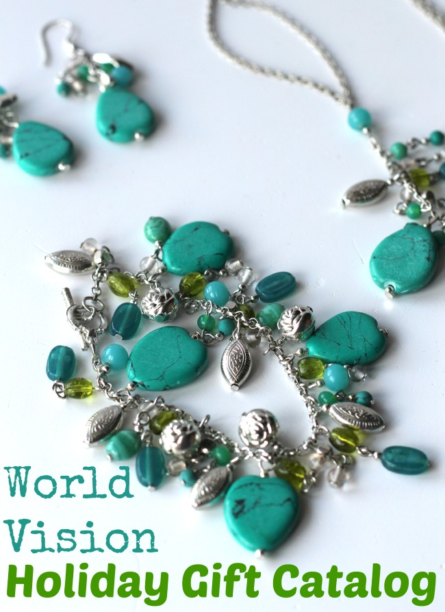 2015 world vision holiday gift catalog jewelry