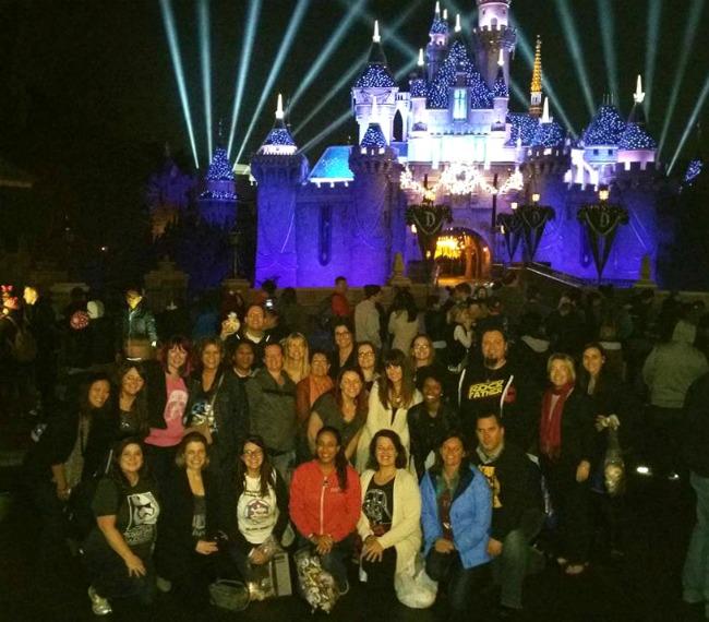 Disneyland #StarWarsEvent