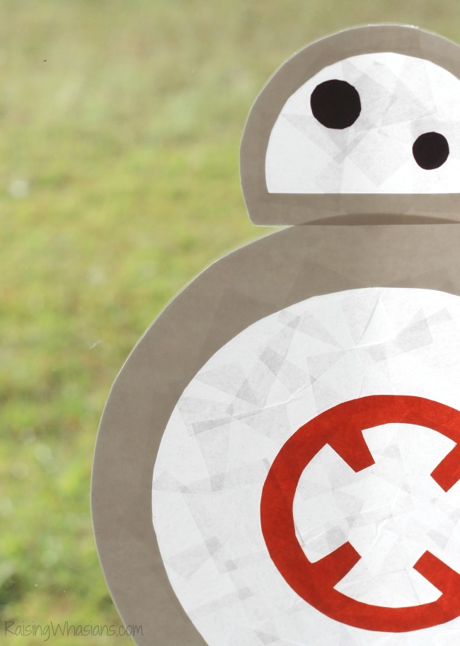 Easy bb-8 craft