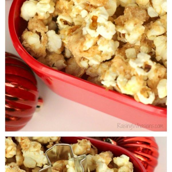 Easy sugar cookie popcorn pinterest