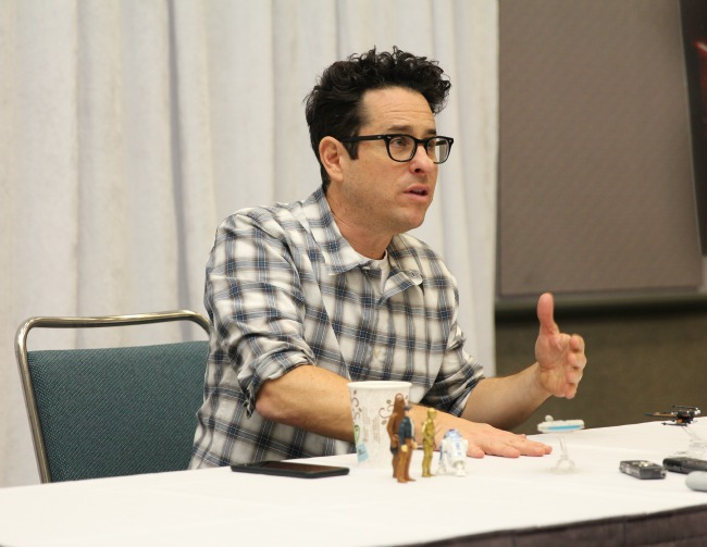 Exclusive JJ Abrams interview star wars