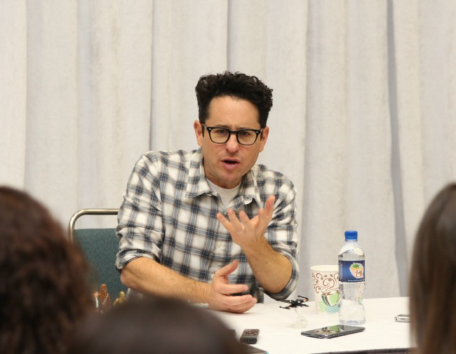 Exclusive JJ Abrams interview