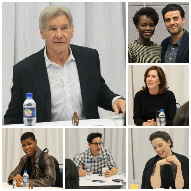 Exclusive star wars interviews