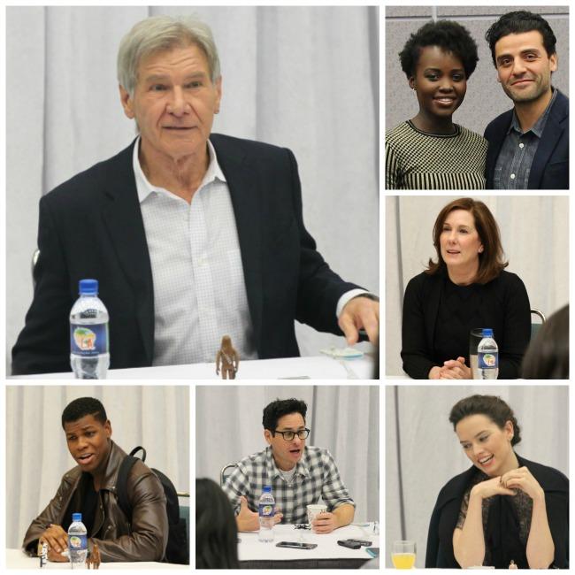 Exclusive star wars interviews