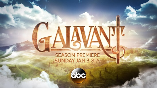 Galavant season 2 interviews