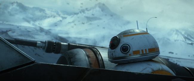 JJ Abrams interview BB-8