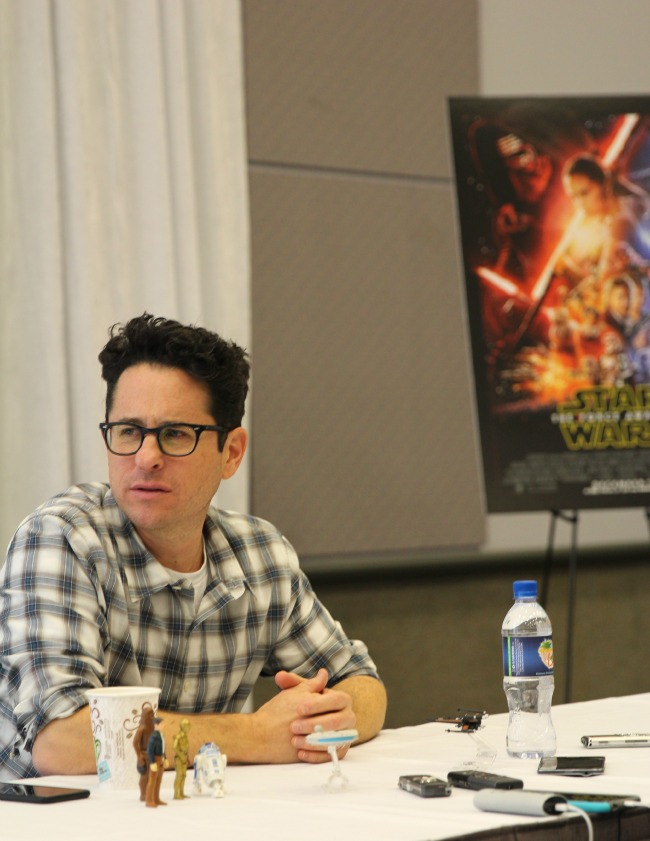 JJ abrams interview quote