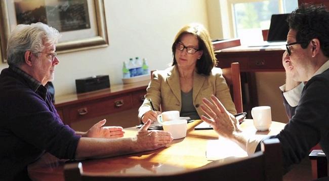 Kathleen Kennedy exclusive interview