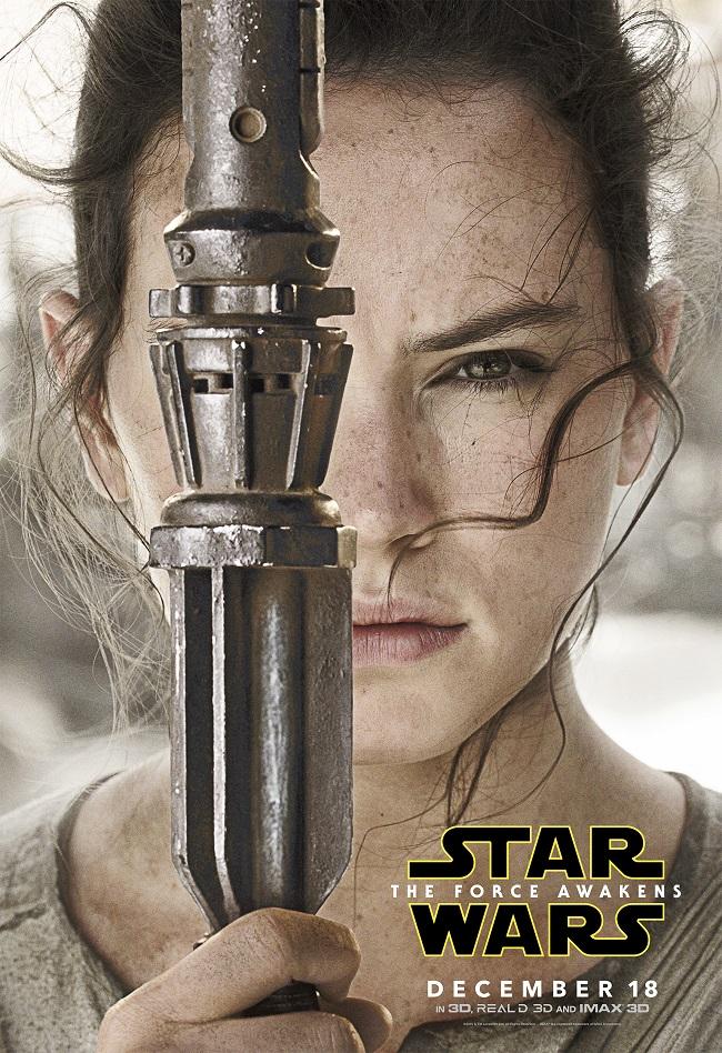 Rey exclusive interview star wars