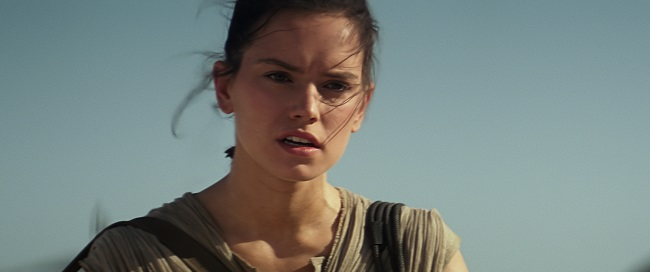Star wars the force awakens interview daisy ridley
