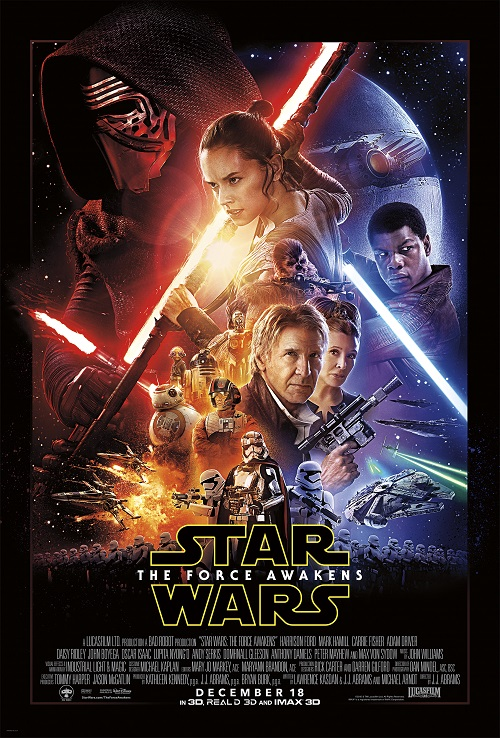 Star wars the force awakens movie review safe for kids