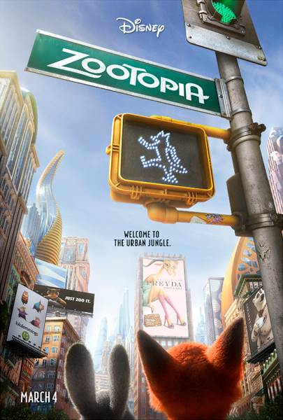 Zootopia sneak peek interviews