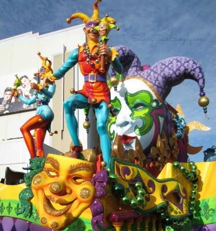Image result for mardi gras universal 2016