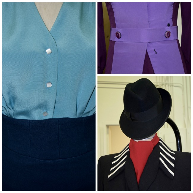 Agent carter costumes