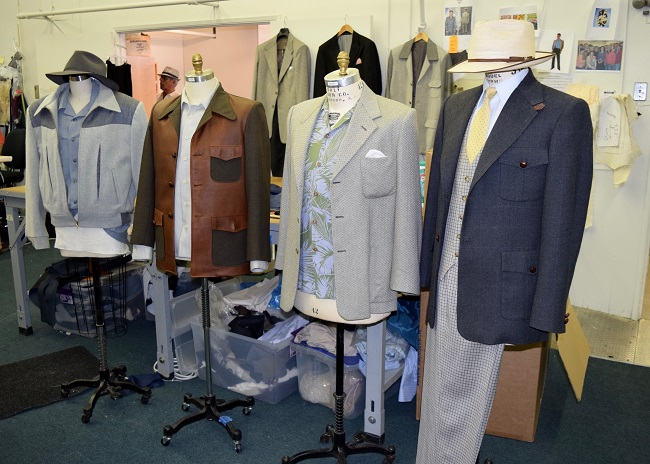 Agent carter show costumes
