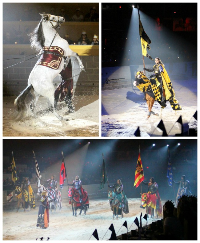 Best Orlando dinner show Medieval times