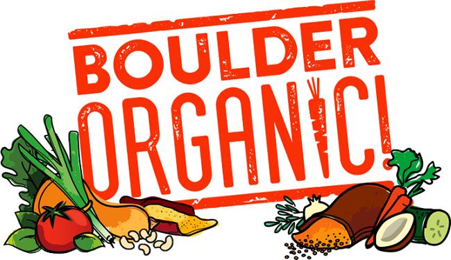 Boulder organic foods logo