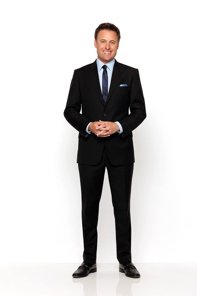 Chris Harrison interview the bachelor